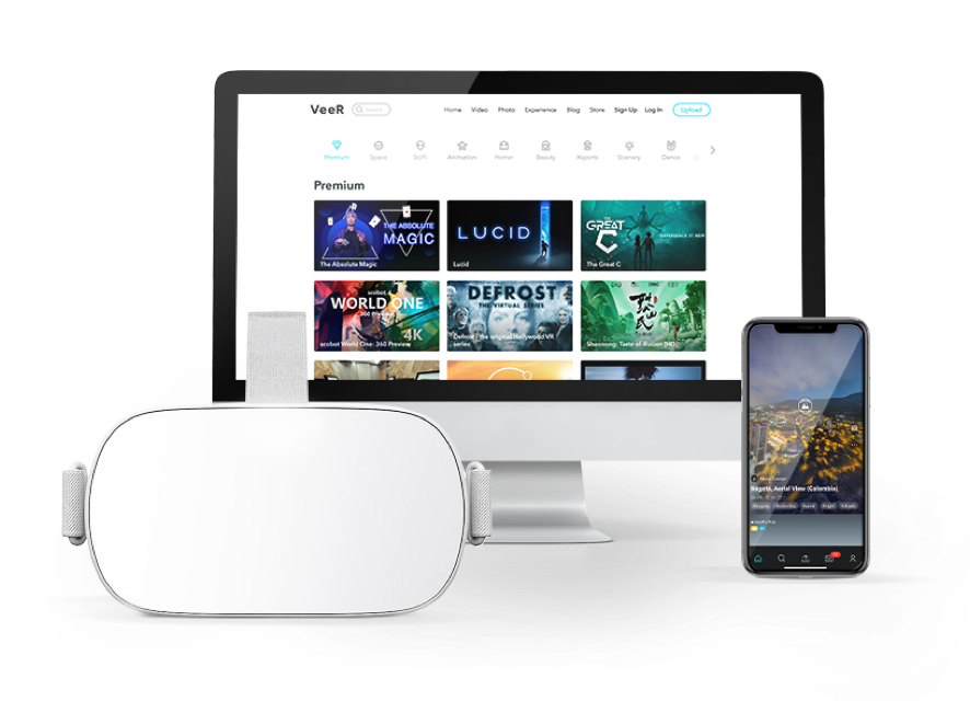 VR/360 Videos, Photos and Experiences, Global VR Content Community